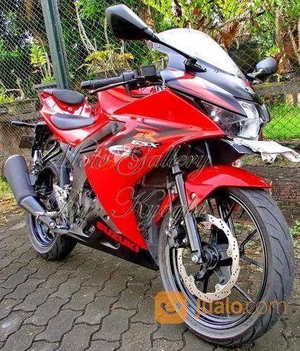Suzuki GSX-R150 Versi Keyless, Merah 2017, Plat AB Bantul (20148243) di Kota Yogyakarta