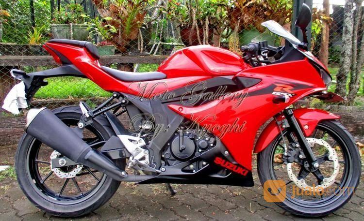 Suzuki GSX-R150 Versi Keyless, Merah 2017, Plat AB Bantul (20148247) di Kota Yogyakarta