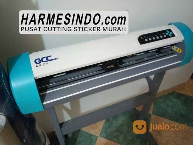 ALAT CETAK STICKER OTOMATIS MURAH PAPUA | Mesin Cutting Plotter Pemotong Stiker Vinyl Polyflex (20168211) di Kab. Jayapura