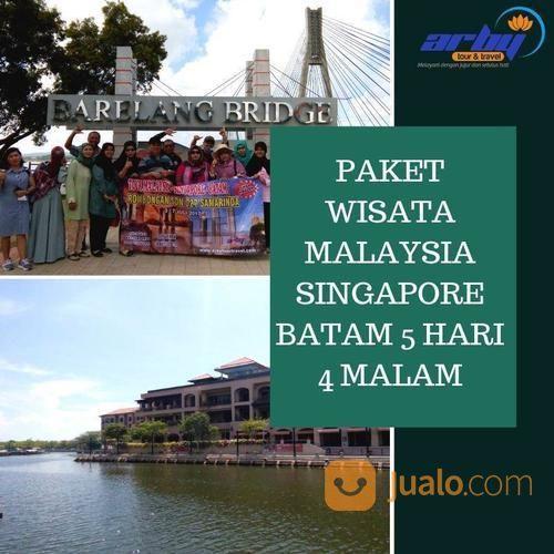 Paket Wisata Malaysia Singapura Batam 5H4M (20178383) di Kab. Sidoarjo