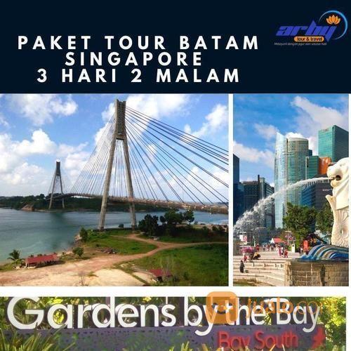 Paket Tour Batam Singapore 3D2N (20178415) di Kab. Sidoarjo