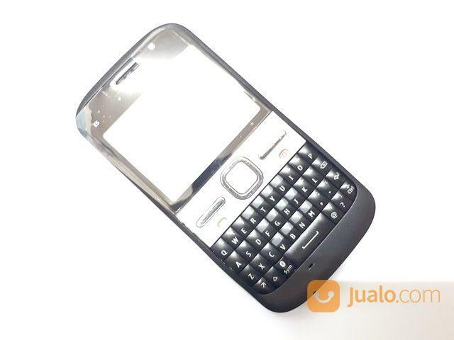 Casing Nokia E5 QWERTY Jadul Fullset Langka (20192463) di Kota Jakarta Pusat