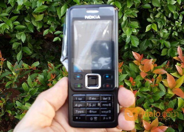 Casing Nokia 6300 Jadul Lengkap Fullset Langka (20192635) di Kota Jakarta Pusat