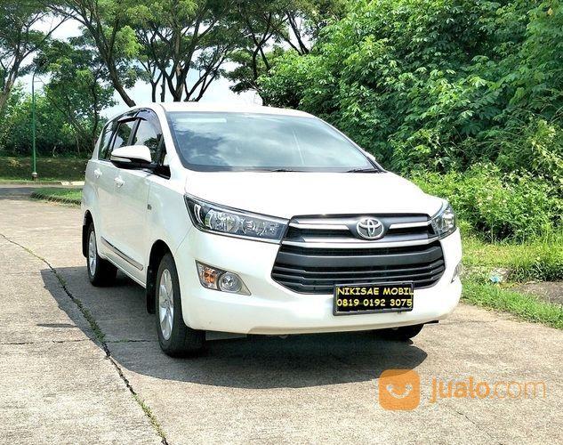 Kridit DP70jt Innova Reborn G-MT 2017 Bensin, KM 9000 Spt Baru-Full Ori-Nol Spet (20205299) di Kota Semarang