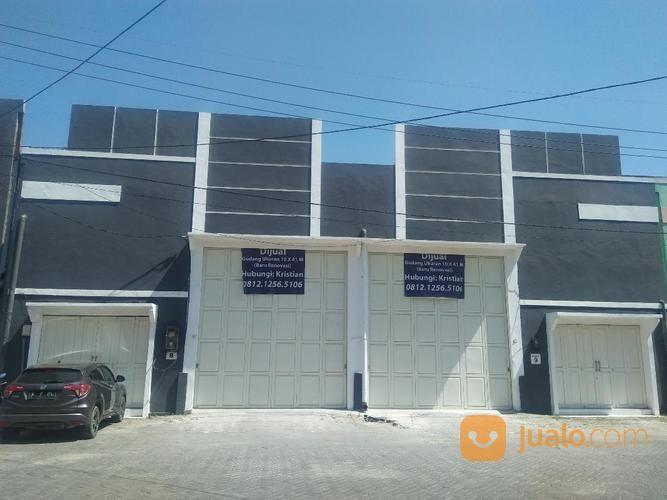 Gudang Di Kawasan Tambak Sawah Waru Sidoarjo (20206163) di Kab. Sidoarjo