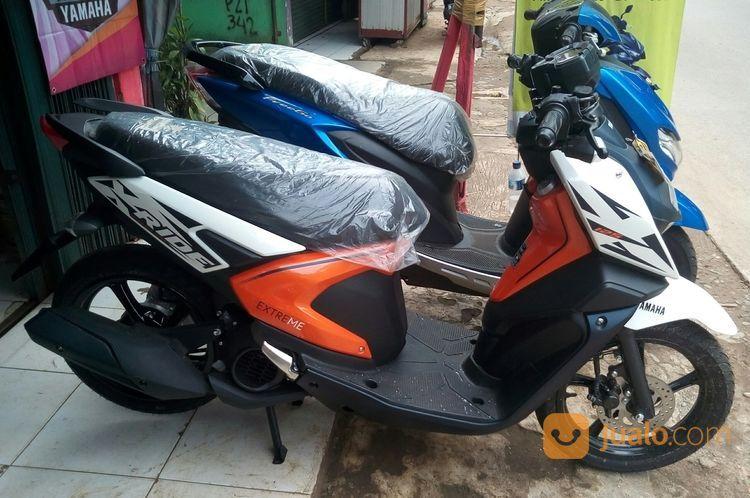 Yamaha X-Ride 125cc ( 2019 Baru ) (20214591) di Kota Jakarta Selatan
