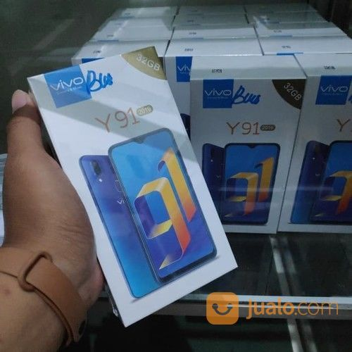 Vivo Y91 2/33 Bisa Dicicil (20214687) di Kota Jakarta Pusat
