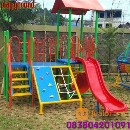 Ayunan rumah outbond mainan bayi dan anak 20218091