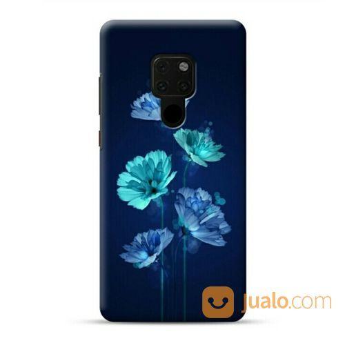 Lotus Night Huawei Mate 20 Custom Hard Case (20220831) di Kota Bekasi