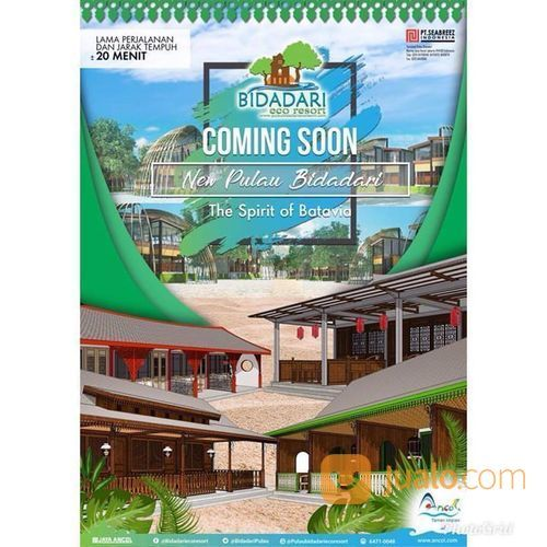 Promo Menginap Pulau Bidadari Executive Weekday (20221103) di Kota Jakarta Utara