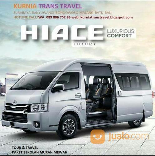 Travel Malang Jember Bondowoso KURNIATRANS (20221155) di Kota Surabaya