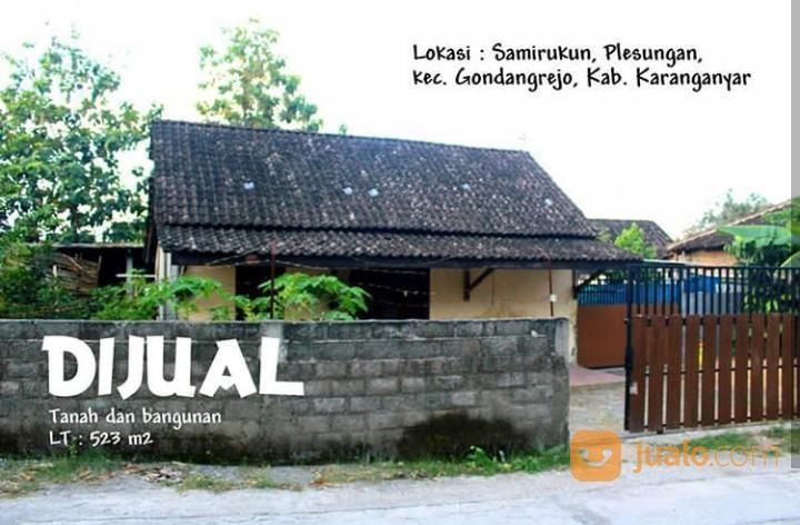 Tanah Di Mojosongo Solo Cocok Untuk Usaha (20226443) di Kota Surakarta
