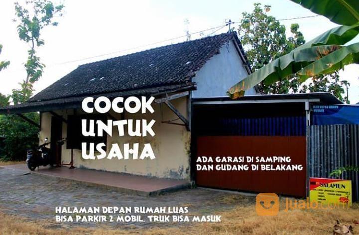 Tanah Di Mojosongo Solo Cocok Untuk Usaha (20226455) di Kota Surakarta