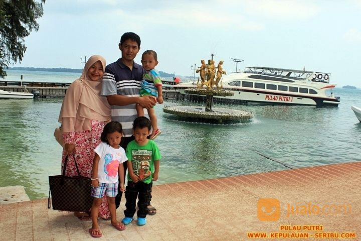 Paket One Day Di Pulau Putri Resort (20226615) di Kota Jakarta Timur