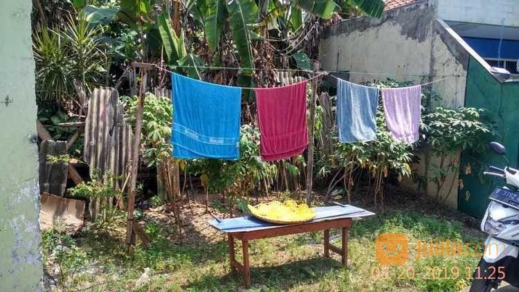 Tanah Masuk Mobil Belakang Perumahan Taman Manggis Sukmajaya Depok (20228935) di Kota Depok