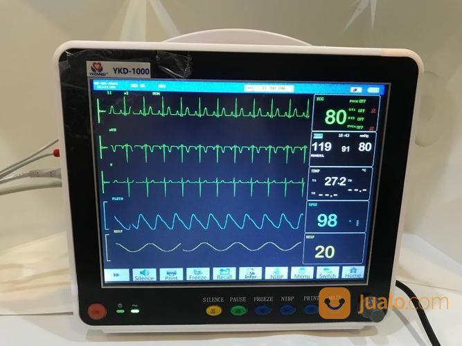 Patient Monitor Multi Parameter YKDmed YKD 1000