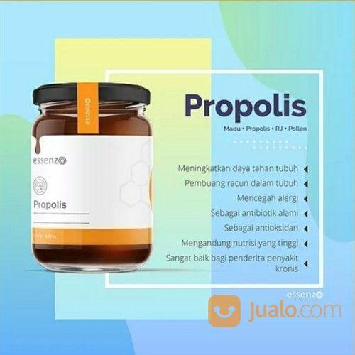 Madu PROPOLIS Plus Pollen Dan Royal Jelly (20240063) di Kota Surabaya
