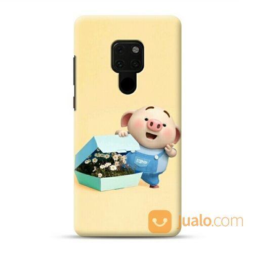 Give The Pig A Surprise Huawei Mate 20 Custom Hard Case (20243815) di Kota Bekasi