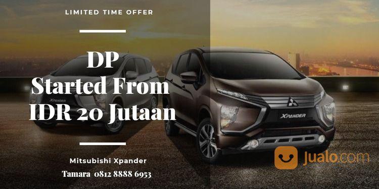 Xpander DP Ringan, Ready Type Exceed MT (20245863) di Kota Surabaya