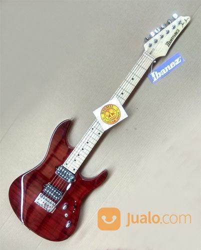 Gitar IBANEZ AZ SERIES Red Pickup Active Limited Edition Not Gibson Jackson Fender (20247767) di Kota Bogor