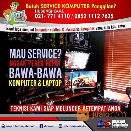 Service Komputer, Servis Laptop, Install Ulang Panggilan (20253263) di Kota Jakarta Selatan