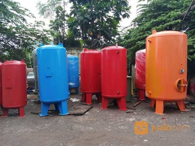 Air Receiver Tank 500 LITER 1000 LITER 2000 LITER 3000 LITER 4000 LITER 5000 LITER (20265507) di Kota Jakarta Barat