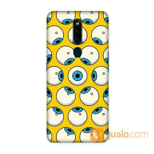 Eye Balls Oppo F11 Custom Hard Case (20269827) di Kota Bekasi