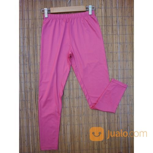 Celana Leging Uniqlo Warna Pink Polos 7 8 Denpasar Jualo
