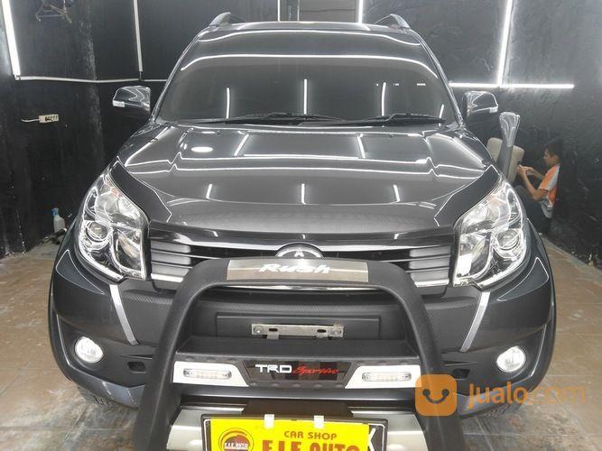 Toyota Rush 1.5 G MT 2016 Abu Abu Metalik (20279715) di Kota Jakarta Selatan