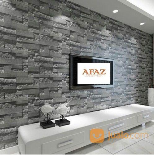 wallpaper stiker dind kebutuhan rumah tangga interior dan dinding 20301931