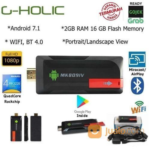 Mini PC MK809IV 2GB RAM 16 GB ROM Android 7 (20307243) di Kota Jakarta Pusat