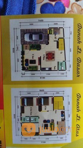 Town House Tengah Kota Palembang Km 5 (20310859) di Kota Palembang
