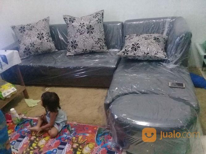 Sofa Sudut L Baru Beli Malam Lebaran Medan Jualo