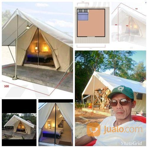 Tenda Glamping Konveksi . (20324627) di Kota Bandung