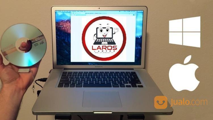 Terima Install Macbook Pro - Air - Retina - IMac Di Malang Kota (20336427) di Kota Malang