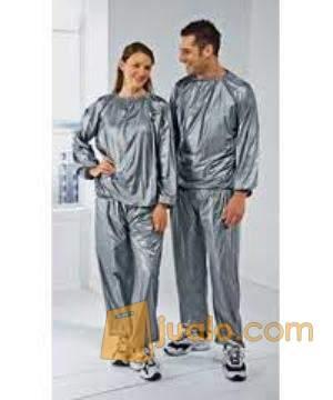 Baju sauna jacket sau olahraga 2033708