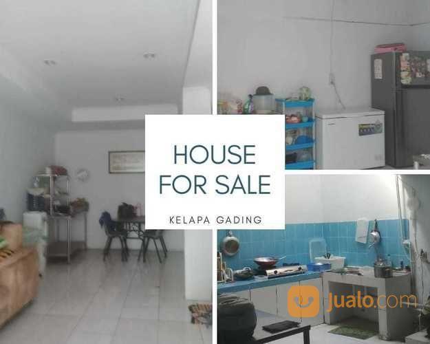 Rumah Pelepah Kuning Kelapa Gading (20338847) di Kota Jakarta Timur