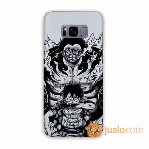 One Piece Luffy Gear 4 Samsung Galaxy S8 Plus Custom Hard Case (20355155) di Kota Bekasi