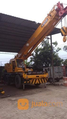 FOR Rental / Sewa Crane 25 Ton Roughter Surabaya Gresik Jawa Timur (20360871) di Kab. Gresik