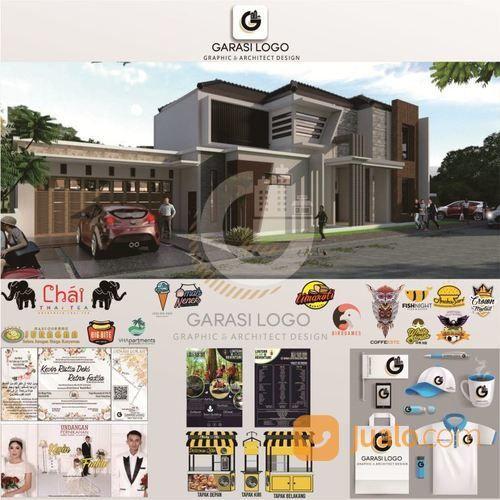 Jasa Desain Logo Dan Desain Arsitek Lengkap Termurah Terpercaya Buktikan (20365755) di Kab. Boyolali