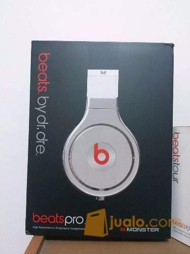 Headphone beats PRO silver OEM - bandung (2038455) di Kota Bandung