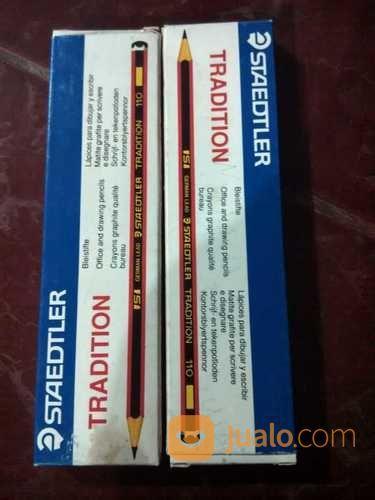 Pencil 2B Staedtler Original (20400979) di Kota Surakarta