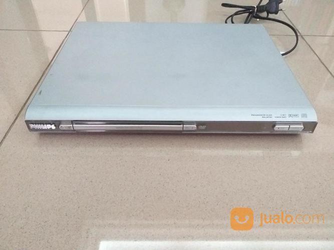 Dvd Player Merek Philips Tipe Dvp532k (20428275) di Kota Malang