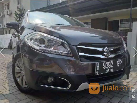Suzuki SX4 S CROSS AT 2017Tipe Tertinggi Plat H Grey Top Conditon (20431807) di Kota Semarang