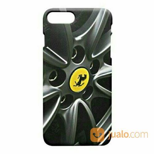 Ferrari Tires Wheel IPhone 7 Plus / 7s Plus Custom Hard Case (20437895) di Kota Bekasi