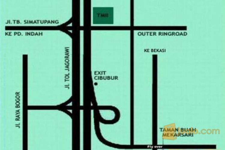 Rumah di Perumahan Citra Indah Cluster Ebony CI08 (2043815) di Kota Bogor