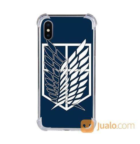 Anti Crack/ Soft Casing Handphone Shingeki No Kyojin / Attack On Titan (20461595) di Kota Jakarta Utara