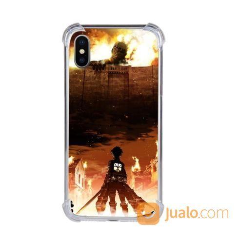 Anti Crack/ Soft Casing Handphone Shingeki No Kyojin / Attack On Titan (20461599) di Kota Jakarta Utara