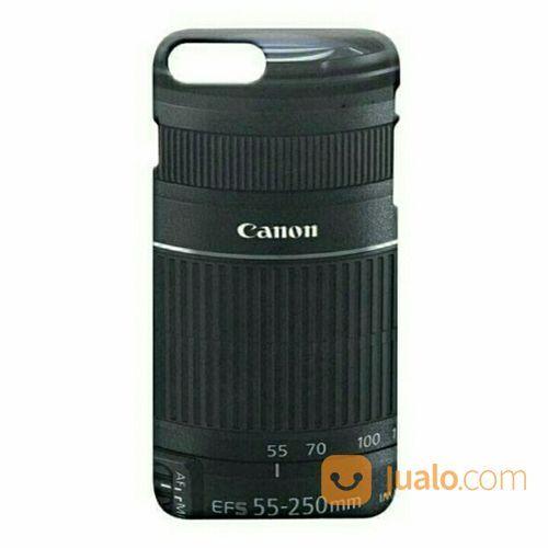 Canon Lens IPhone 7 Plus / 7s Plus Custom Hard Case (20462247) di Kota Bekasi