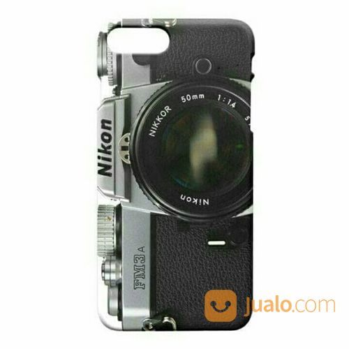 Camera Nikon FM3A IPhone 7 Plus / 7s Plus Custom Hard Case (20467299) di Kota Bekasi